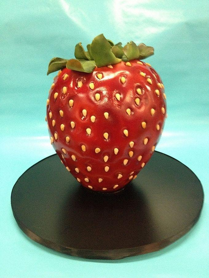 Креативные торты с невероятным дизайном.  Невероятные торты от Сильвии Вейнсток.