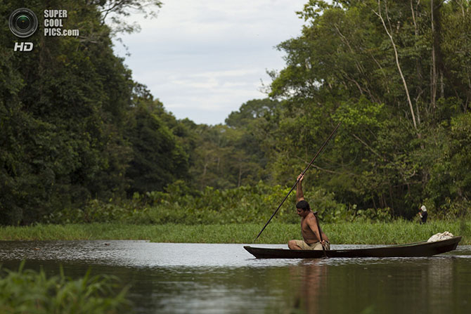 Экспедиция в Амазонию Рыбалка на реке Амазонка  Охота и