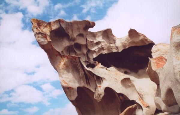 Красивые скалы Австралии