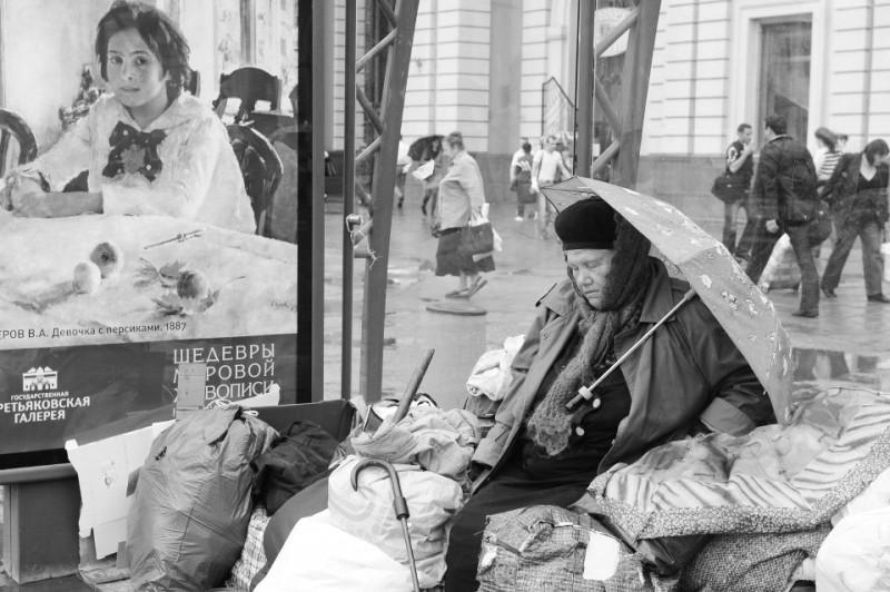 Камера наблюдения: Москва глазами Виктории Ивлевой
