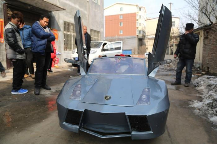 Lamborghini для внука