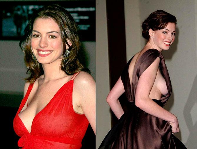 Самая красивая грудь в Голливуде (ФОТО) .
