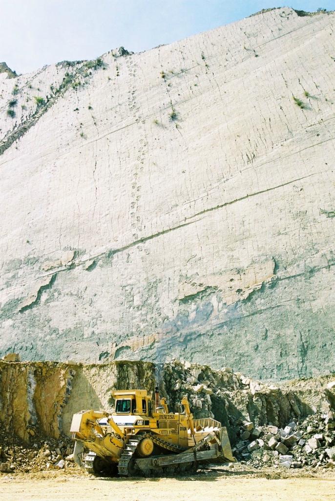 5000 следов динозавров в Боливии
