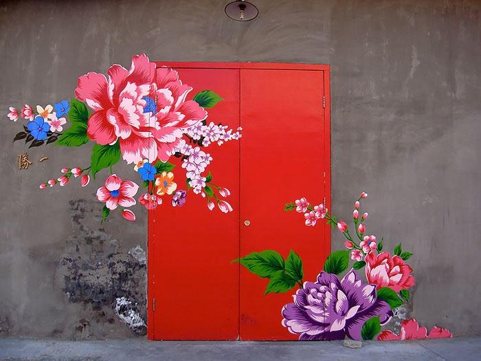 Сказочные входные двери из разных уголков планеты