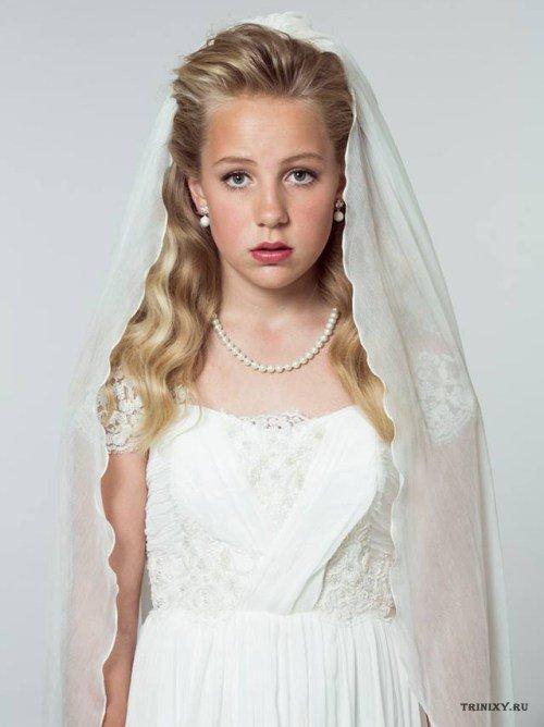 Утка про 12-летнюю норвежскую невесту