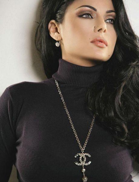 Hayfa wehbeh поп певица из ливана