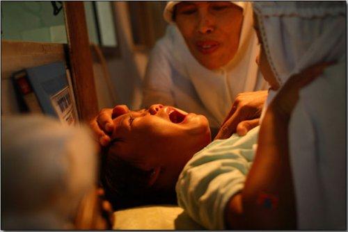 Женское обрезание в Индонезии