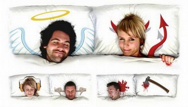 Постельное бельё на котором хочется поспать))
