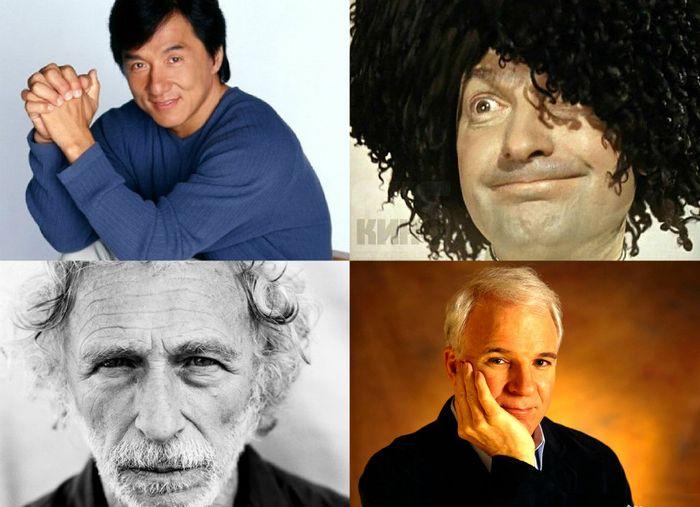 Величайшие комики мира