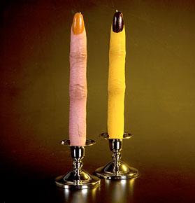 Страшные свечи