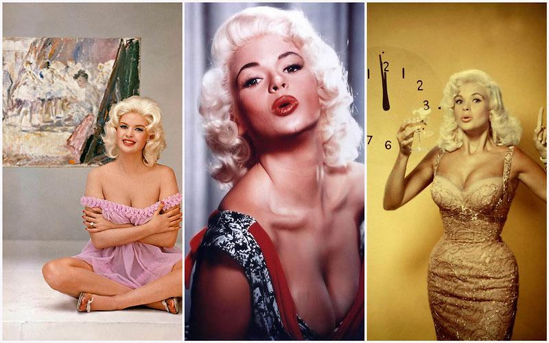 Иконы Голливуда: Джейн Мэнсфилд