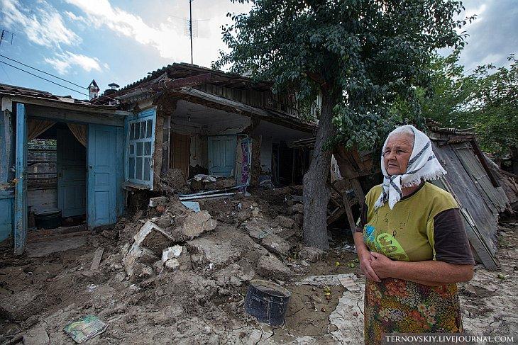 Крымск-жизнь после трагедии