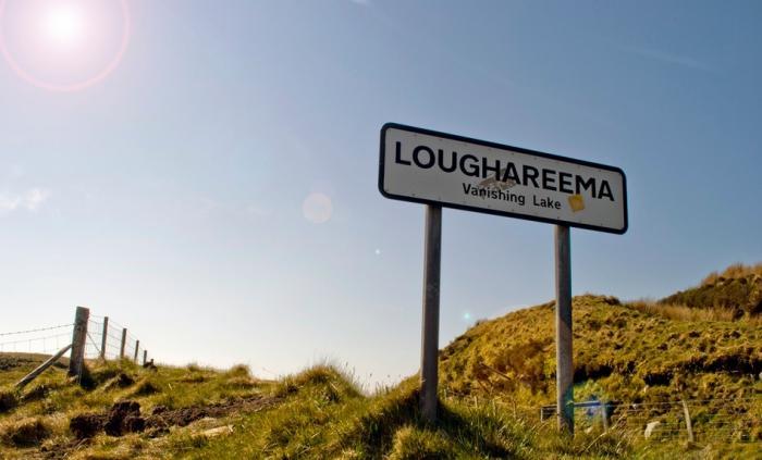 Исчезающее озеро Лагарима