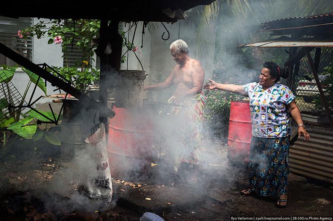 Микронезия – райское местечко в Тихом океане