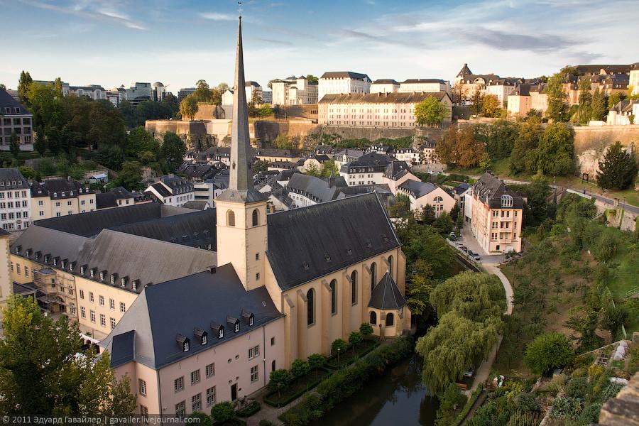 Люксембург  Википедия