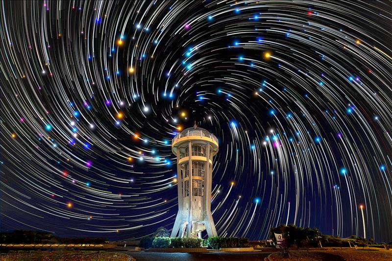 Магия звезд над Сингапуром