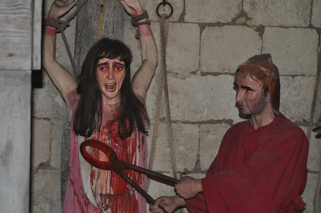 Самые страшные казни в мире