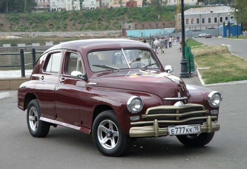 Современная Победа ГАЗ-М-20