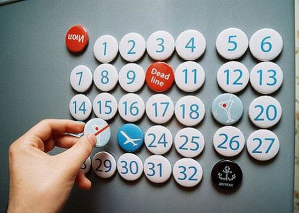 Самые креативные календари