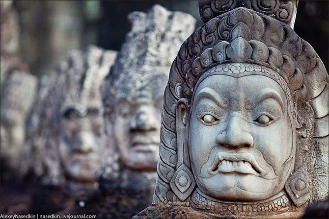 Обыкновенное чудо, или просто визитка Камбоджи