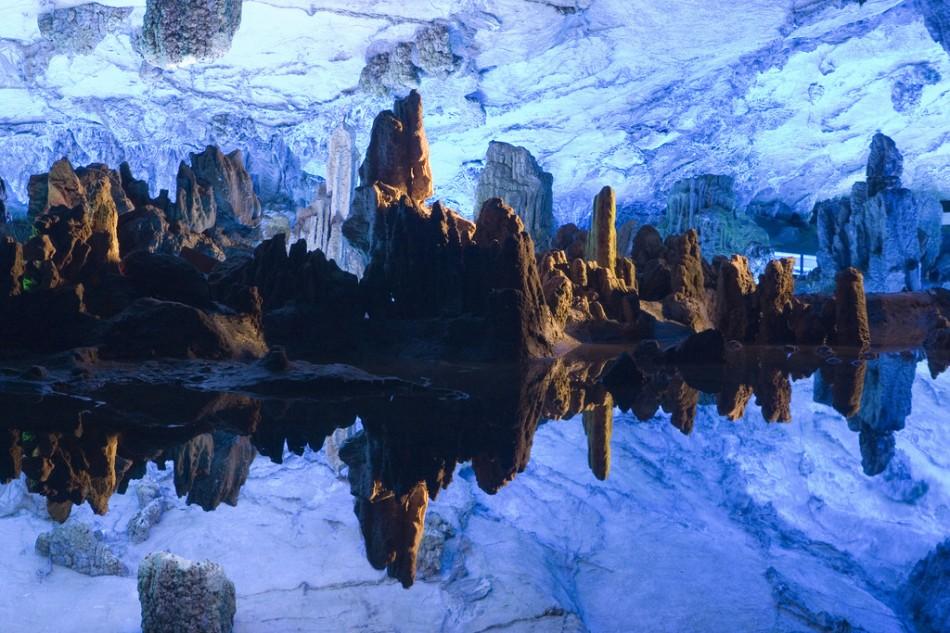 Пещера «Тростниковая флейта»