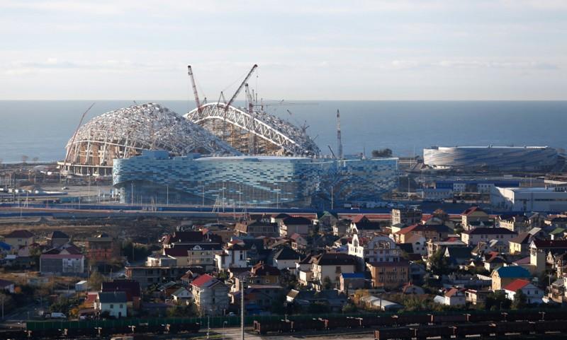 Подготовка к Олимпиаде 2014 в Сочи