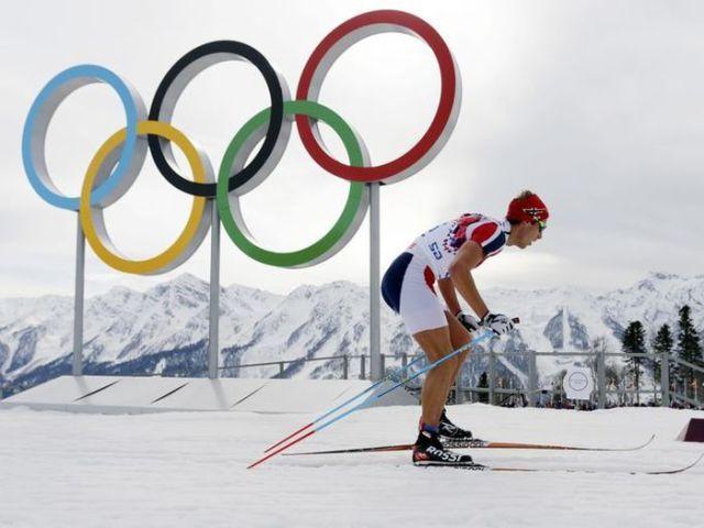 Летняя погода на зимних олимпийских играх