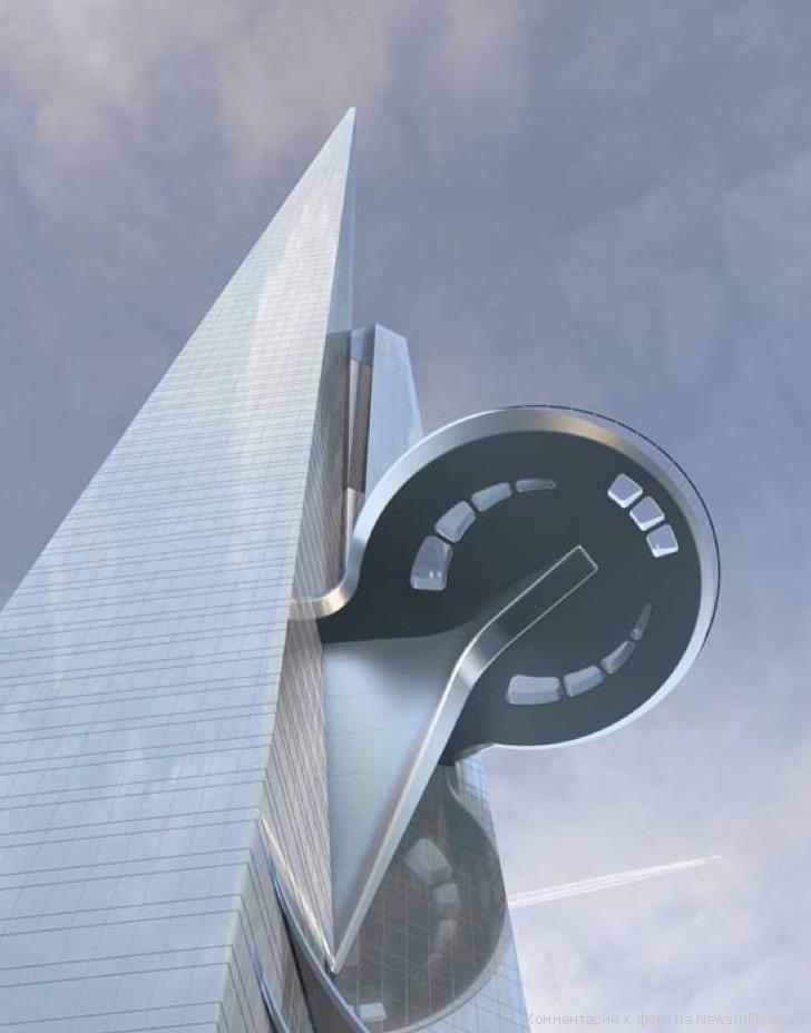 Самое высокое здание