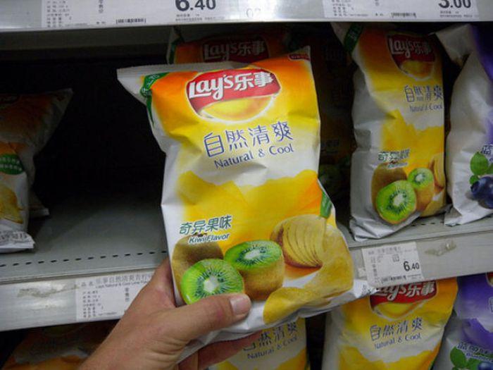 Необыкновенные чипсы