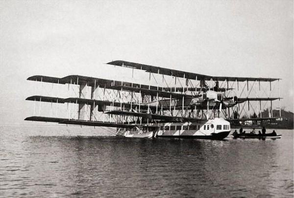 Экспериментальные монстры за всю историю авиации