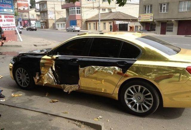 Месть автовладельцам