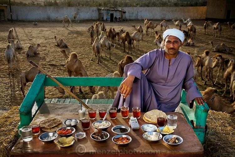 Что едят люди в разных странах